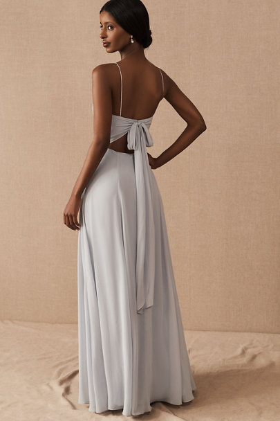 Jenny Yoo Whisper Blue Kiara Dress | BHLDN