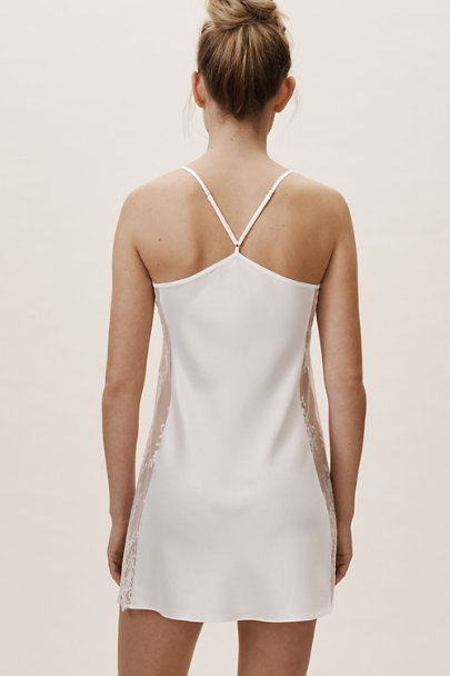 Rya Collection Ivory Darling Chemise | BHLDN