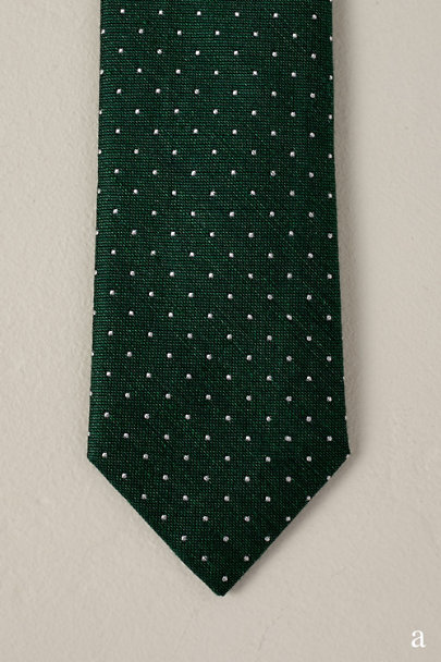 View larger image of Tie Bar Hunter Green Collection