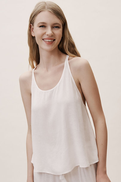 Flora Nikrooz Neutral Aliza Cami Top | BHLDN