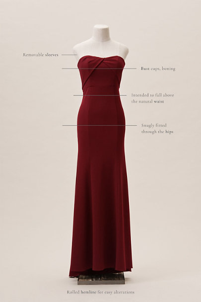 View larger image of Watters Delilah Dress