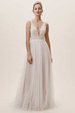 Ball Gown Wedding Dresses Bhldn