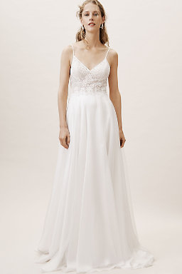 fc30b644e42 Bohemian Wedding Dresses   Boho Bridal Gowns