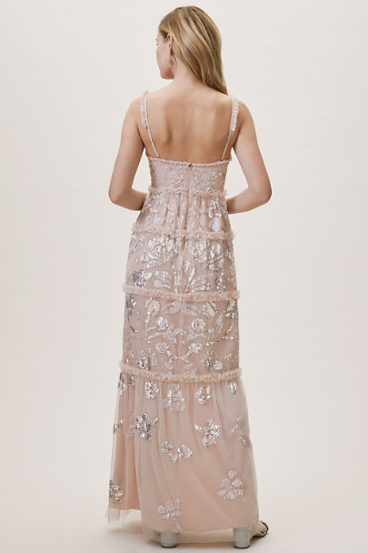 Needle & Thread Rose Quartz Trilby Dress | BHLDN