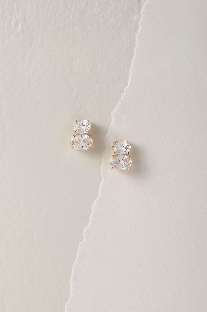 Jardin Gold Faustine Earrings | BHLDN