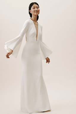 5283b8f054e Modern Wedding Dresses   Structured Gowns