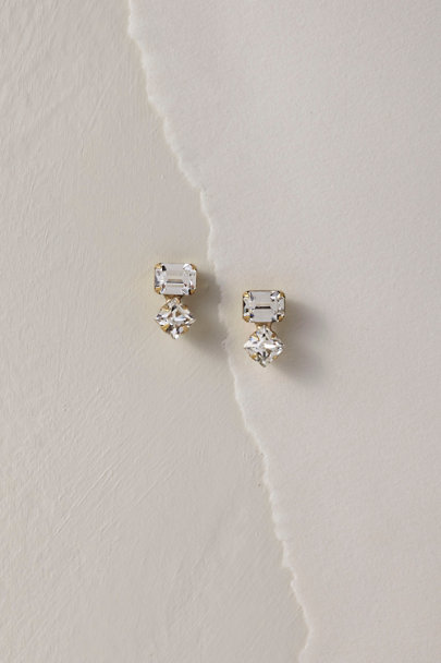Sorrelli Gold Sevigne Earrings | BHLDN