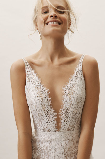 Chosen by One Day Ivory Frankie Gown | BHLDN