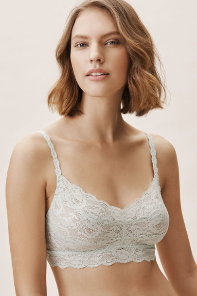 Cosabella Green Never Say Never Bralette | BHLDN