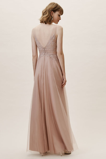 Watters Blush Venosa Dress | BHLDN