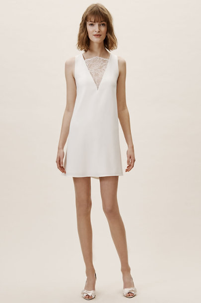 Watters Ivory Nantes Dress | BHLDN