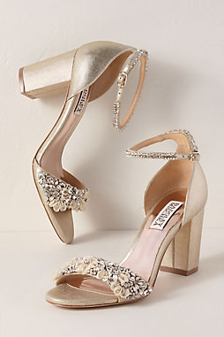 Badgley Mischka Finesse II Heels
