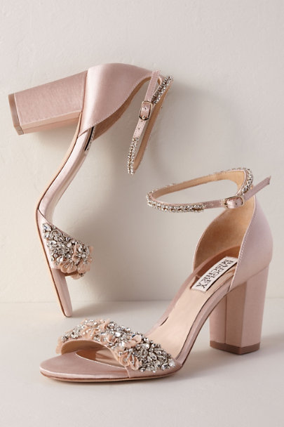 a27b0933622 Badgley Mischka Finesse Heels Pink in Shoes   Accessories