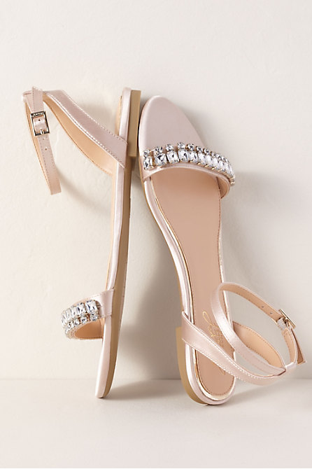 Jewel by Badgley Mischka Dalinda Flats