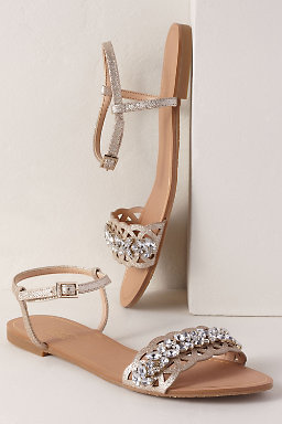 Jewel by Badgley Mischka Kimora Sandals.