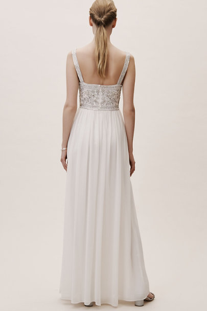 BHLDN Ivory Palermo Dress | BHLDN
