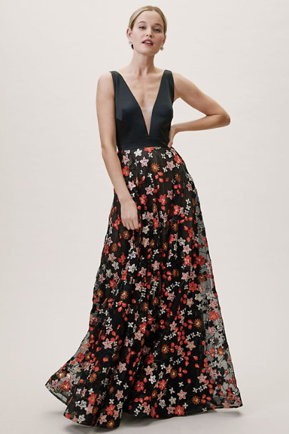 Bronx & Banco Multicolor Moulin Rouge Dress | BHLDN