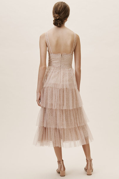 Catherine Deane Blush Katiana Dress | BHLDN
