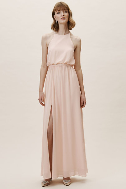 BHLDN Blush Cayenne Dress | BHLDN