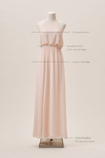View larger image of BHLDN Cayenne Dress