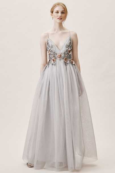 8793061b1 Nymph Dress Sky in Formal Dresses | BHLDN