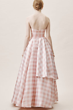 Tosia Gingham Dress