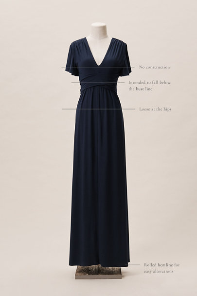 BHLDN Bordeaux Mendoza Dress | BHLDN
