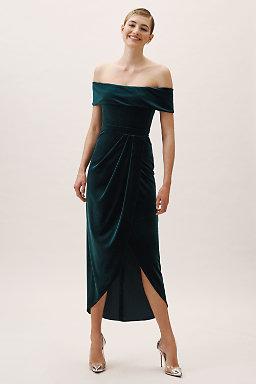 Edison Velvet Dress.