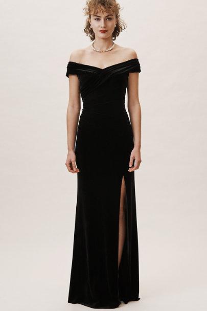 View larger image of Farley Velvet Dress