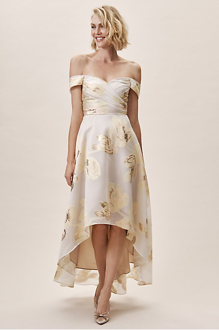 Aidan Mattox Walker Dress
