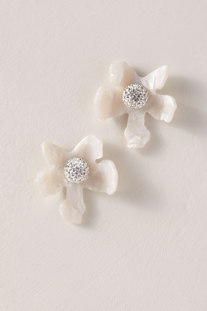 Lele Sadoughi Pearl Pomona Earrings | BHLDN
