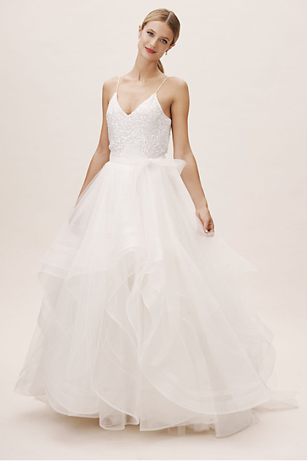 480b5f4d1 Wedding Dress Separates | Two Piece Bridal Gowns - BHLDN
