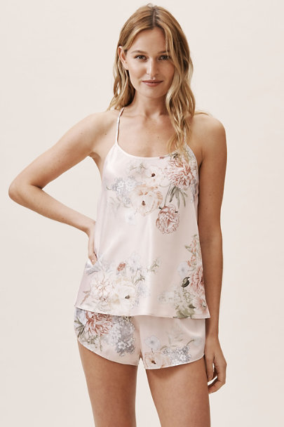 Flora Nikrooz Peach Arisa Pajama Set | BHLDN