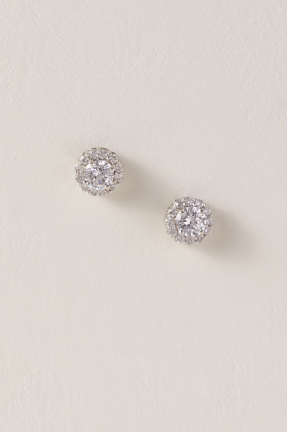 Ti Adoro Silver Prisca Earrings | BHLDN