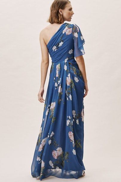 Adrianna Papell Royal Multi Palomar Dress | BHLDN
