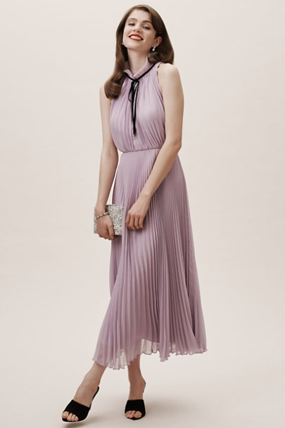 Jill Jill Stuart Lilac Keene Dress | BHLDN