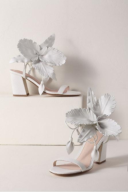 Cecelia New York Hibiscus Heels