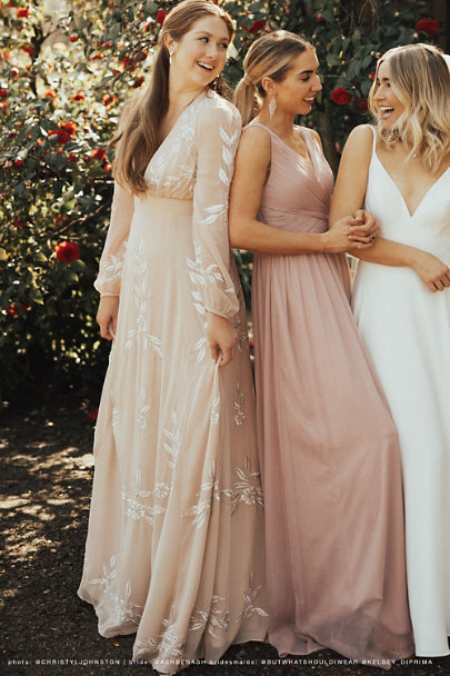 BHLDN Blush Belize Dress | BHLDN