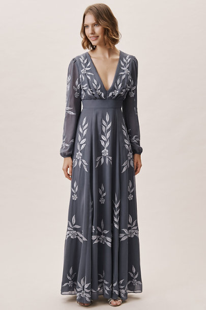BHLDN Hydrangea Belize Dress | BHLDN