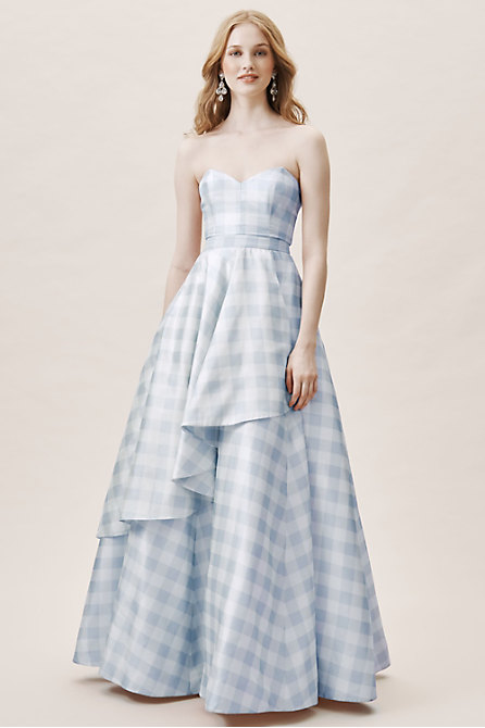 Tosia Gingham Dress