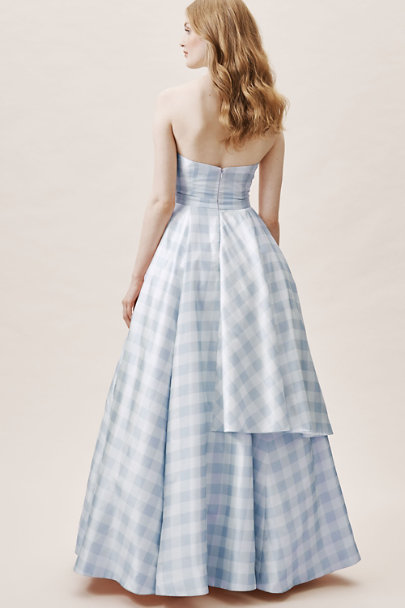 View larger image of Fame and Partners Tosia Gingham Dress