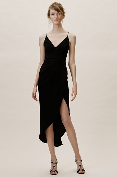 BHLDN Black Vara Dress | BHLDN