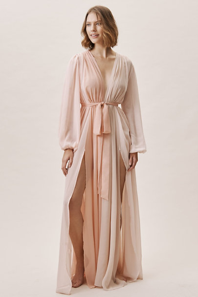 Domenica Domenica Rose Sydney Robe | BHLDN