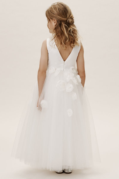 Princess Daliana Ivory Cody Dress | BHLDN