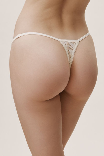 View larger image of Barely There Adjustable Thong