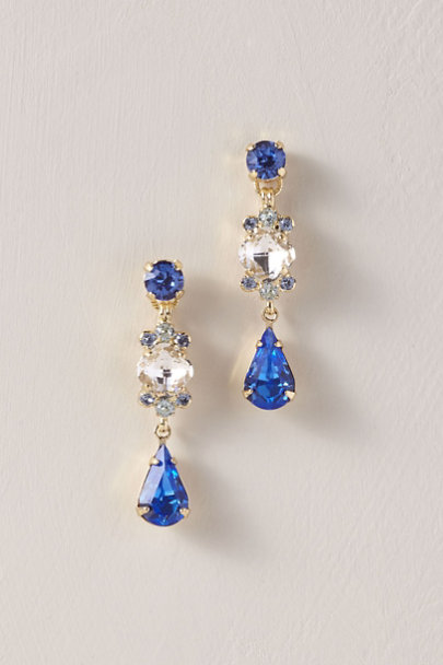 Sorrelli Blue Constanze Earrings | BHLDN