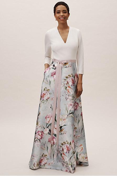 Theia Andover Dress