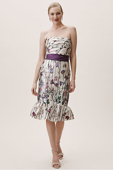 Marchesa Notte Erwina Dress