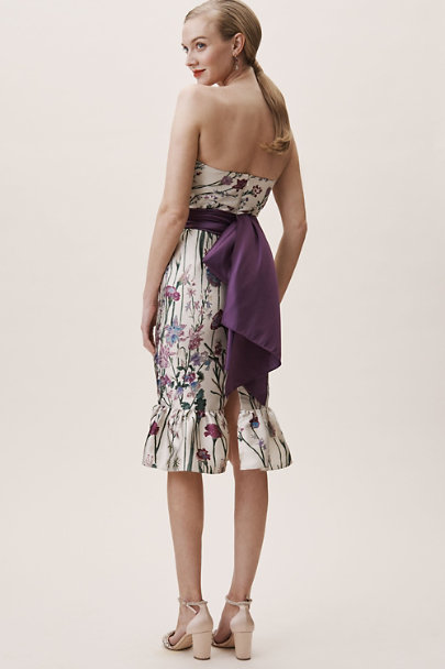 View larger image of Marchesa Notte Erwina Dress