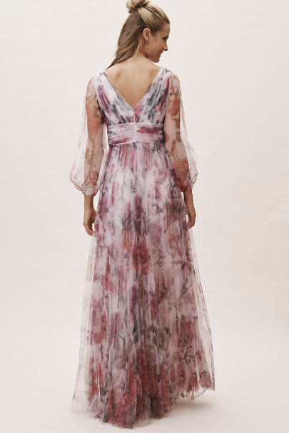 View larger image of Marchesa Notte Narcissa Dress